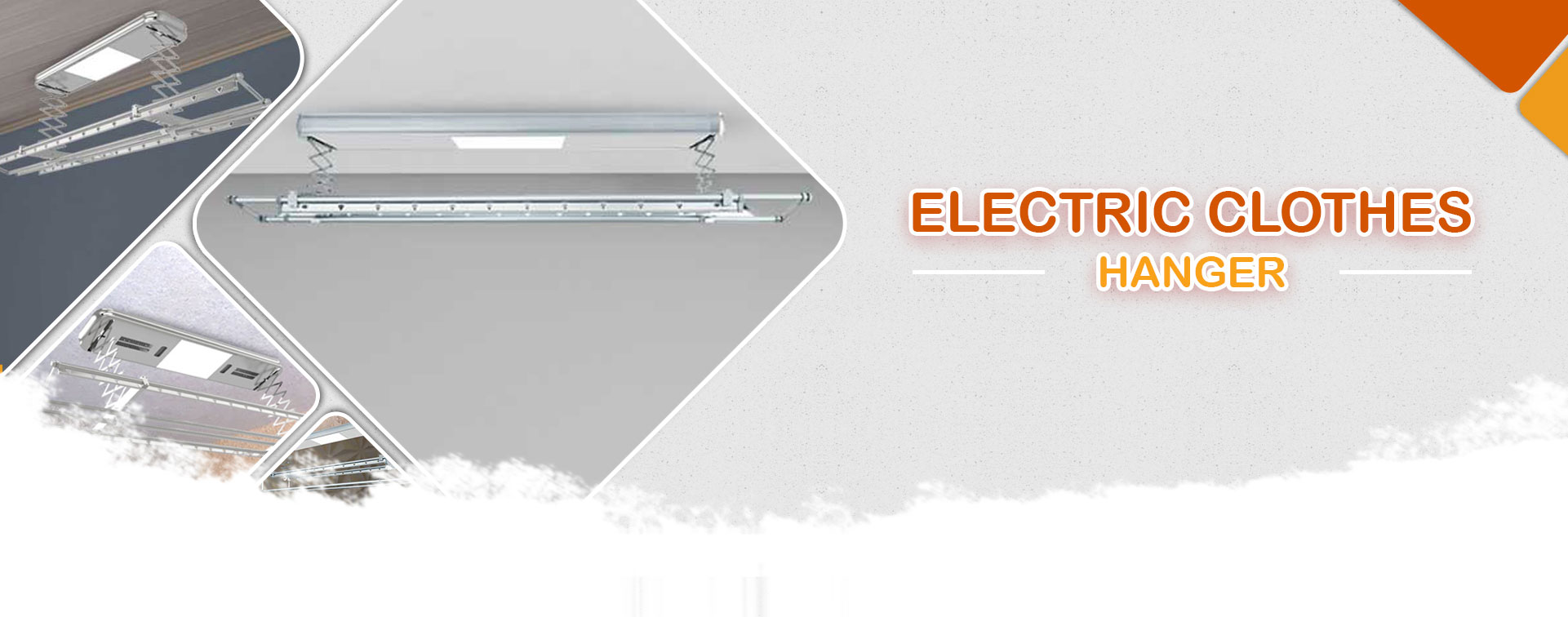 Electric Clothe Dry Rack @Wallasia Pvt Ltd