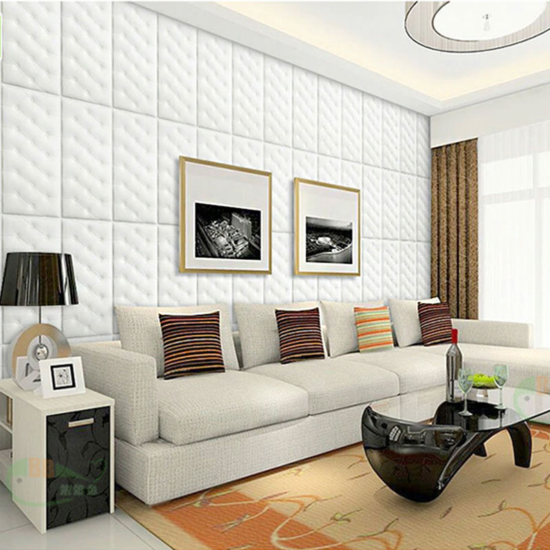 PU Leather Foam Acoustic Wall Coverings